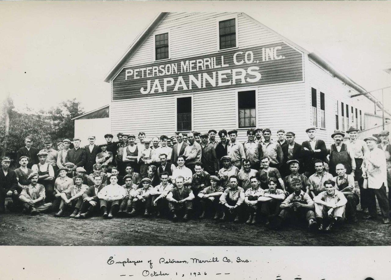 Japanners, Bow St c.1926