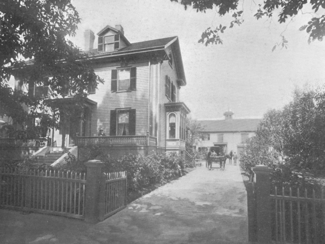 48 Warren Ave, John P Crane house