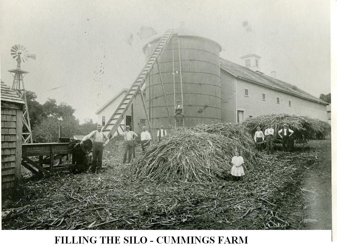 KLCD Cummings Farm SILO Bedford Rd