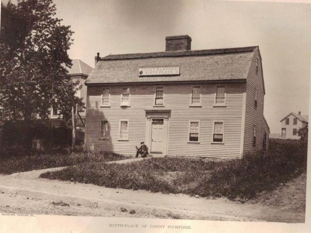 Rumford House, Elm St