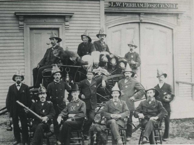 Fire Dept c.1880