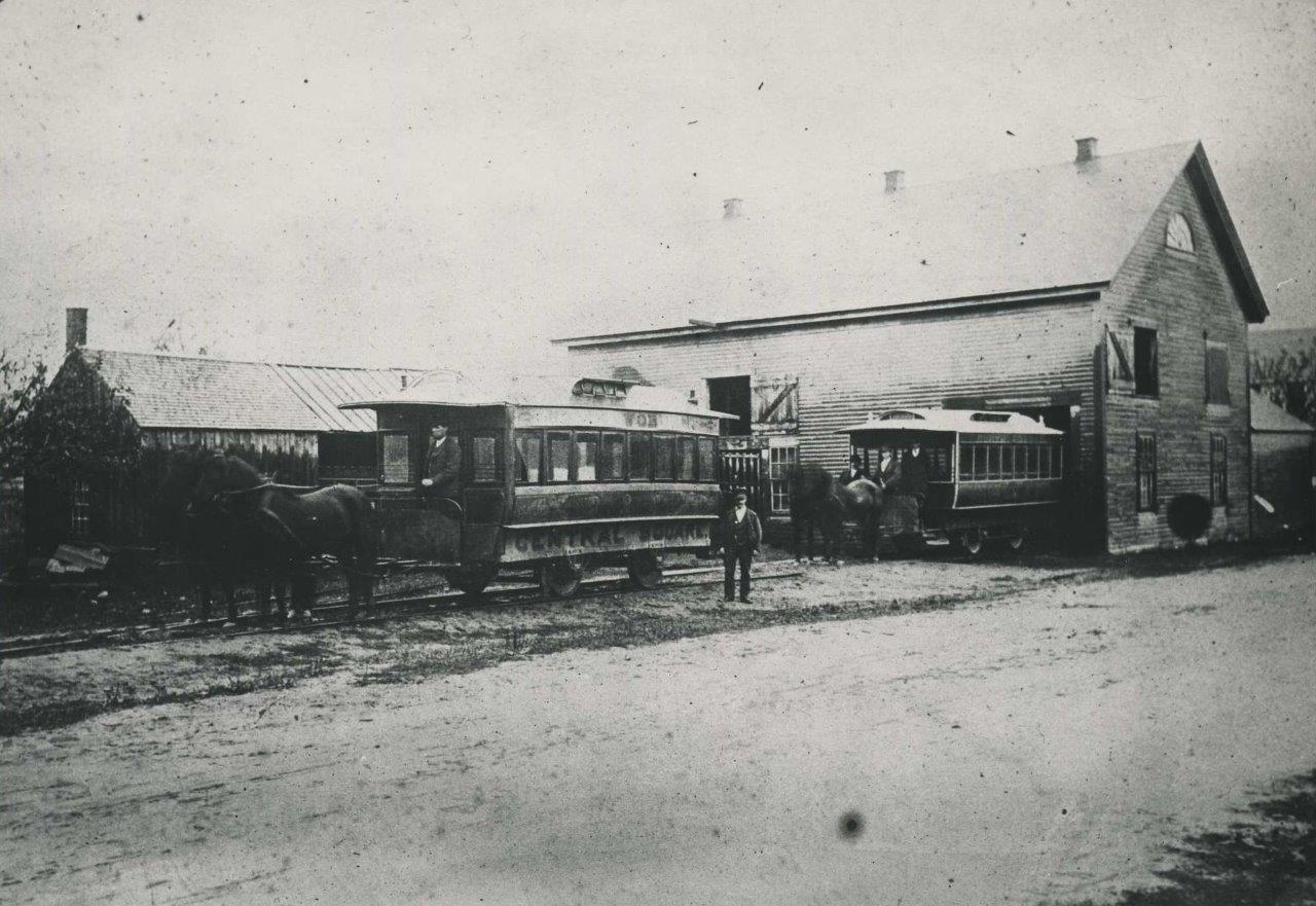 Horse Car c.1880