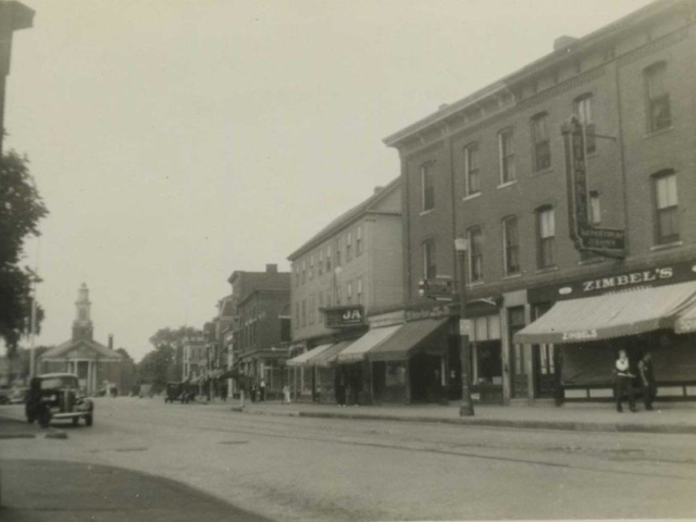 Woburn Center c.1920s