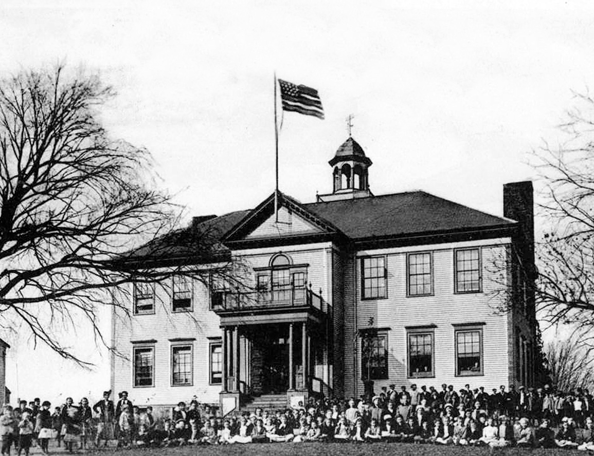 Rumford School 1919