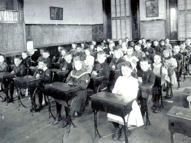 Union St School c.1906