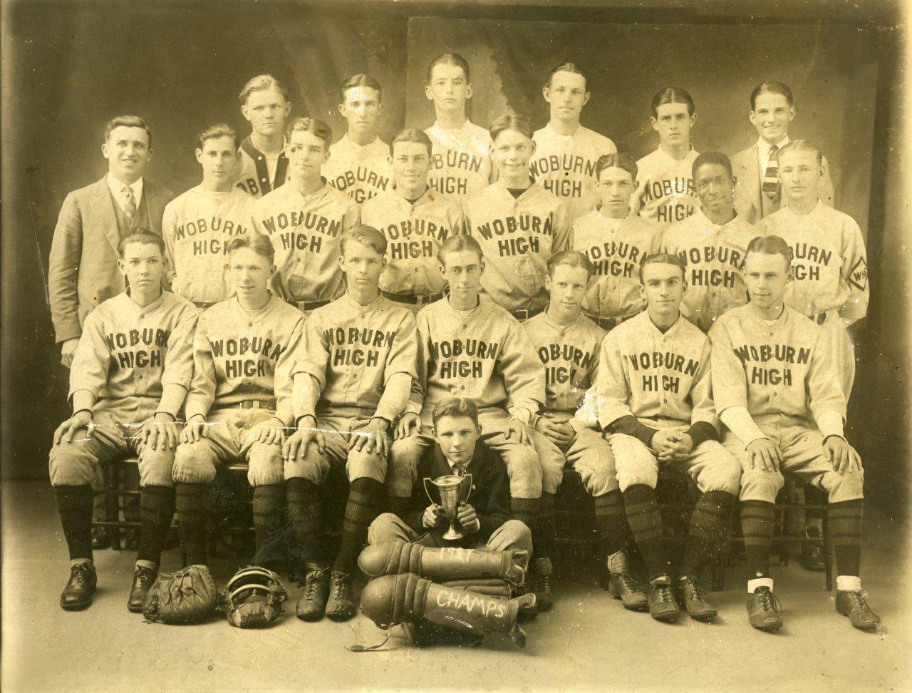 WHS Baseball 1927 Champions