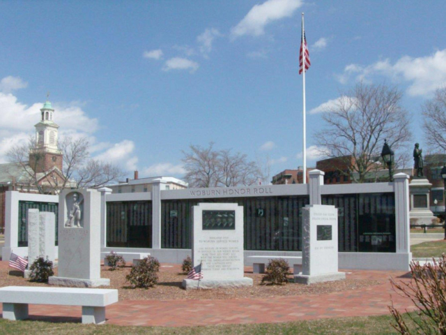 Woburn Veterans Memorial Common