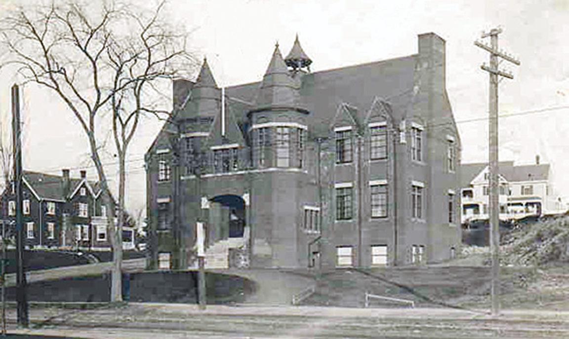 Wyman School c.1900
