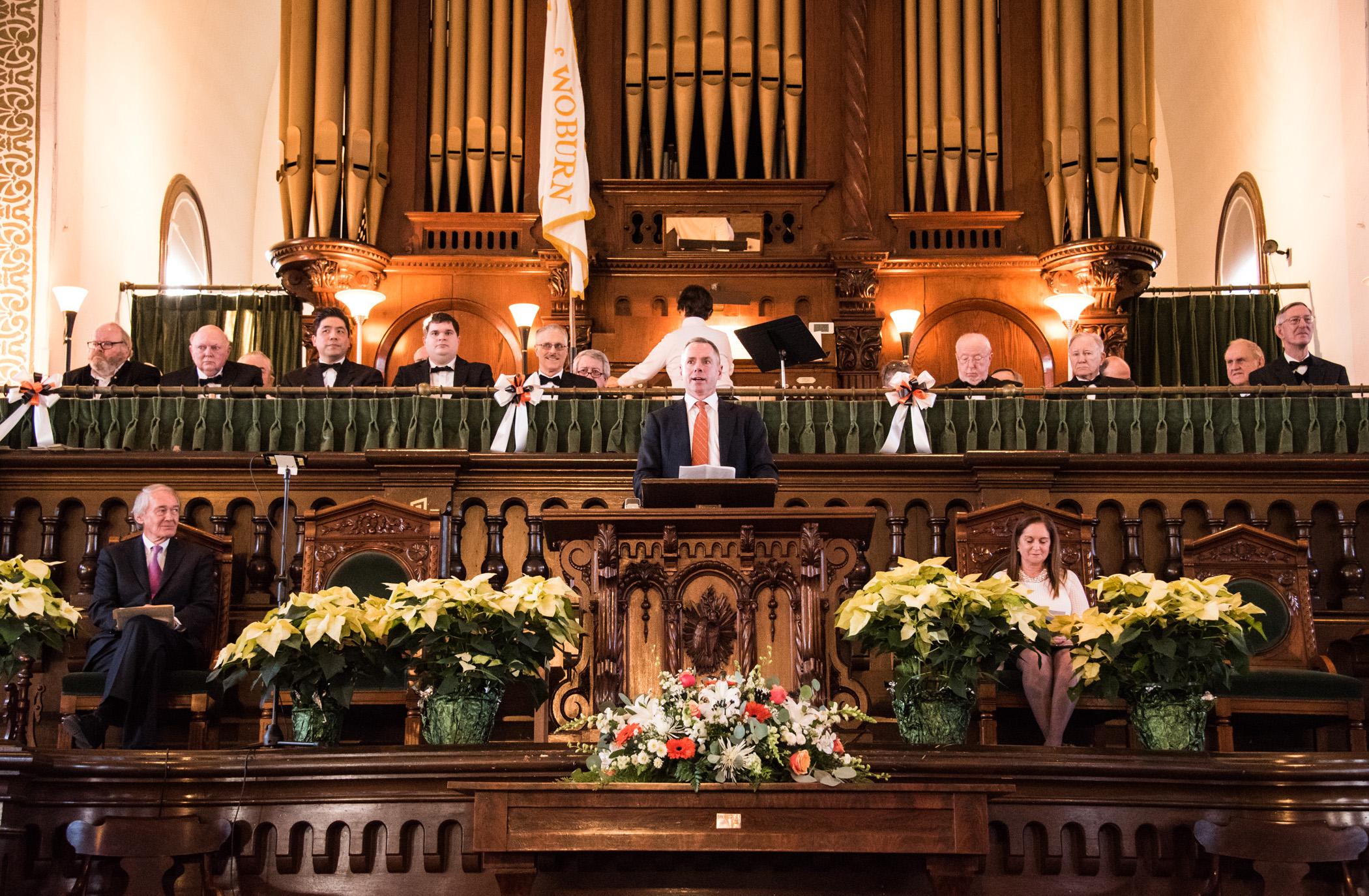 Woburn 375th Interfaith Celebration!