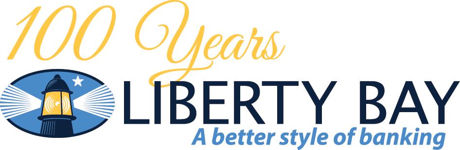 LiberyBay Centennial Logo